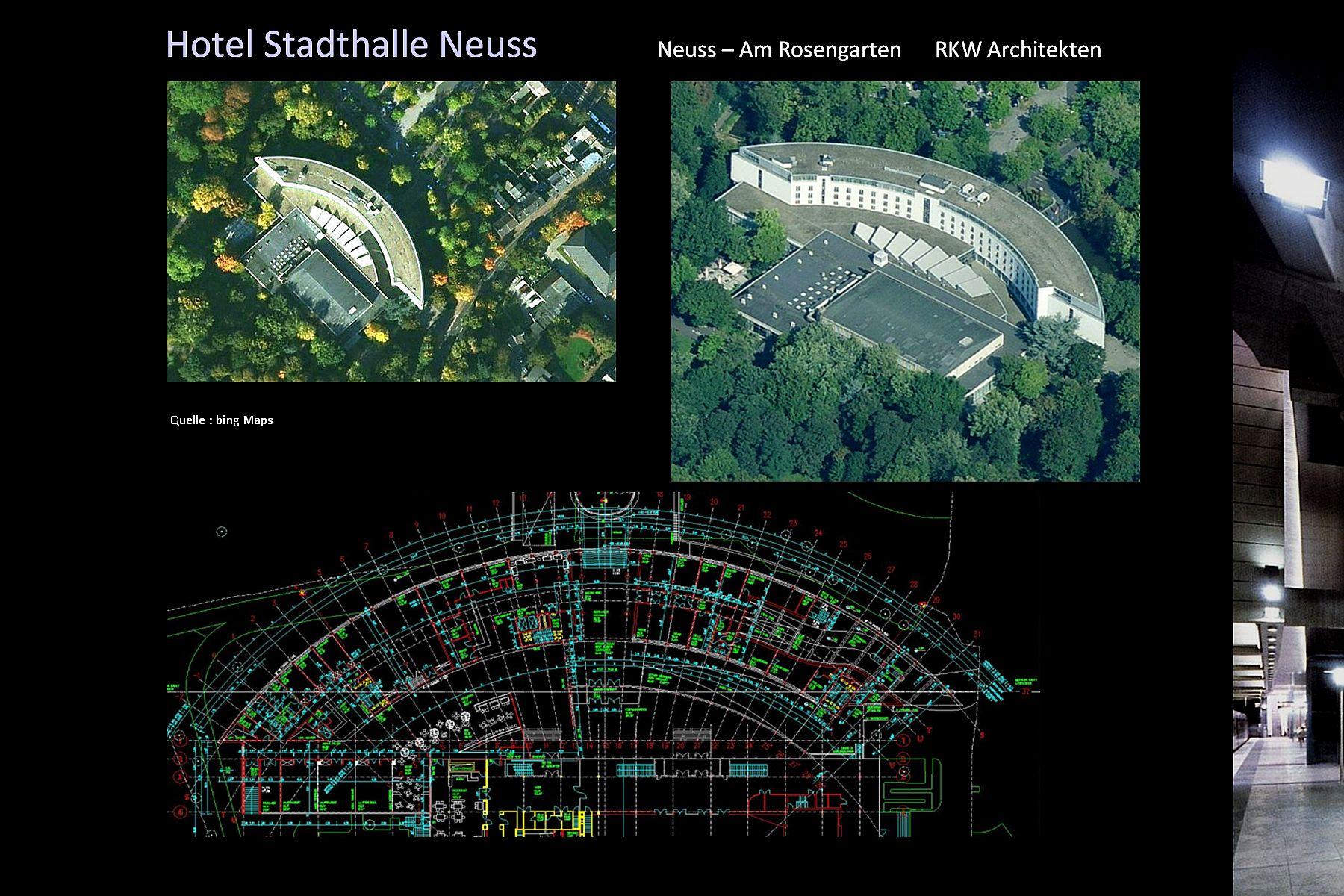 Prof Ludger Bergrath Architekt Projekte